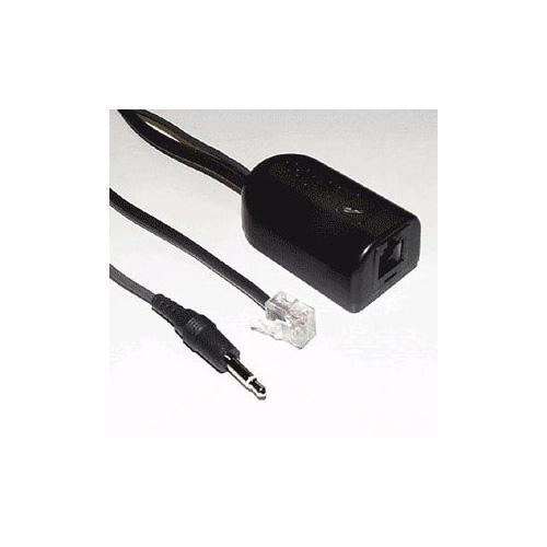 通話録音アダプタ 6極2芯用 [TRA-L62]
