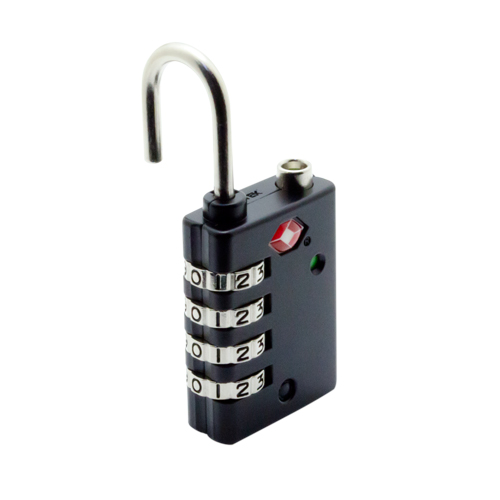 TSAロック インジケータ機能付き 4ダイヤルタイプ [MBZ-TI4]