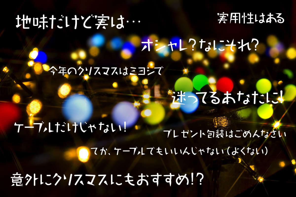 ミヨシのクリスマス