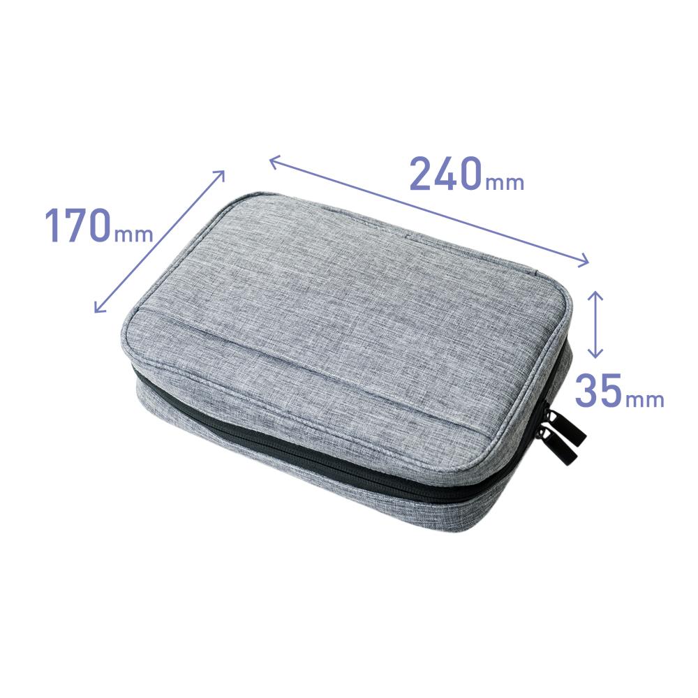 ガジェットケース 大容量タイプ [BAG-GE02]