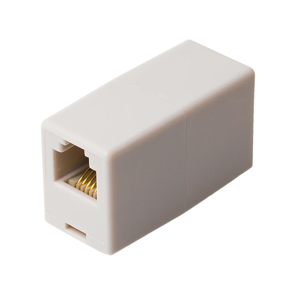 6極6芯対応 電話機コード延長アダプタ [DA-60]