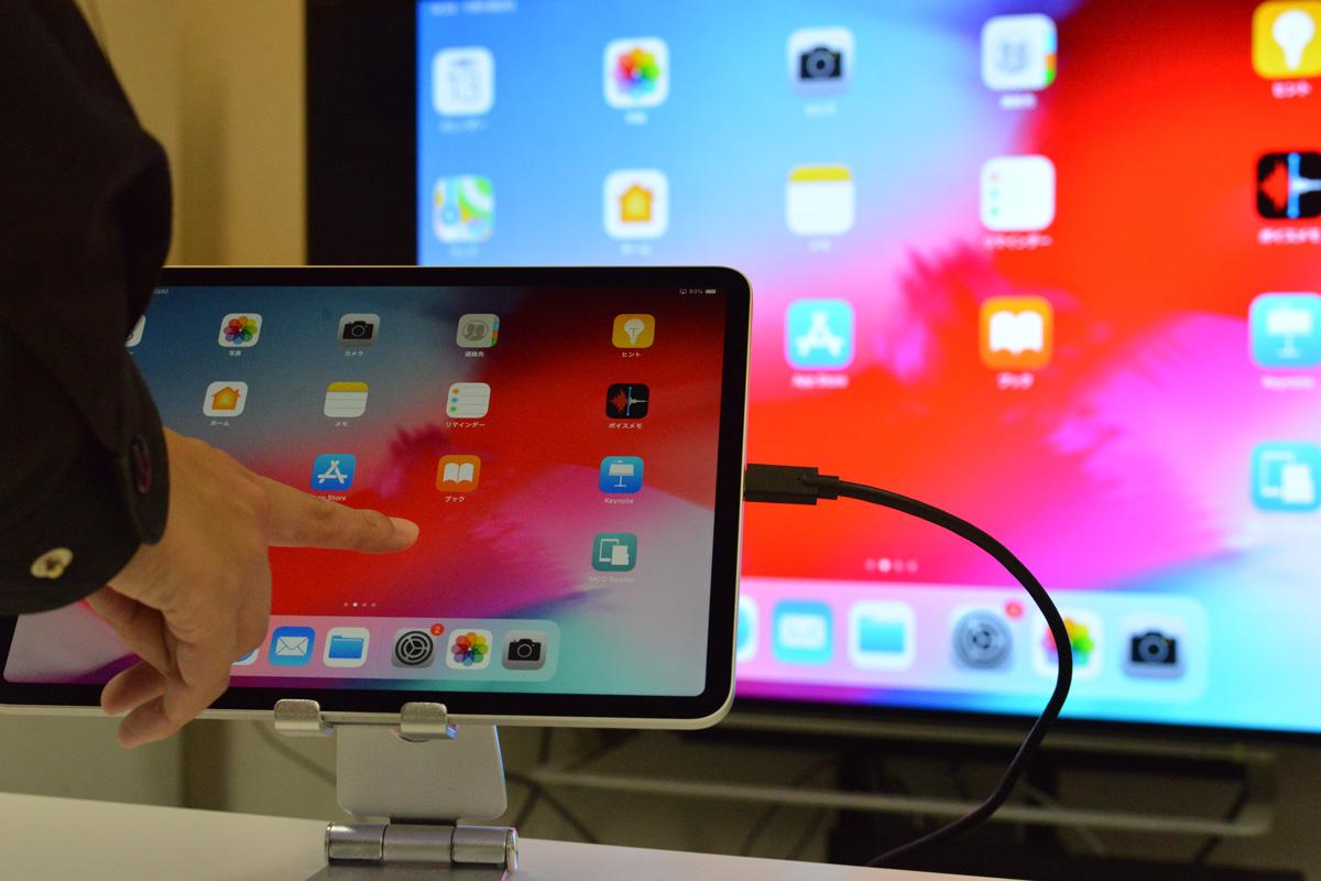 新しいiPad Proを買ったら、真っ先にチェックしたいUSB-C対応商品! ~映像出力編~