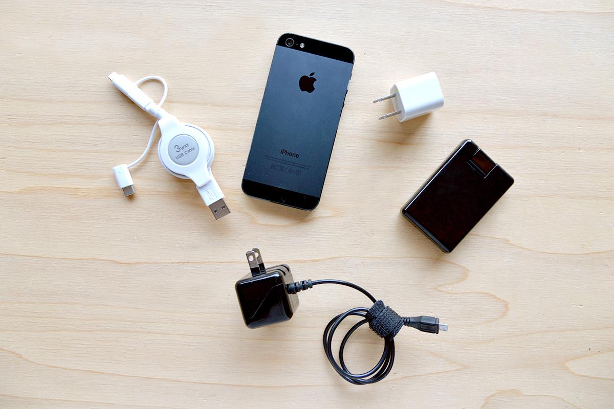 USBの機器が充電されない!原因はケーブル?充電器?