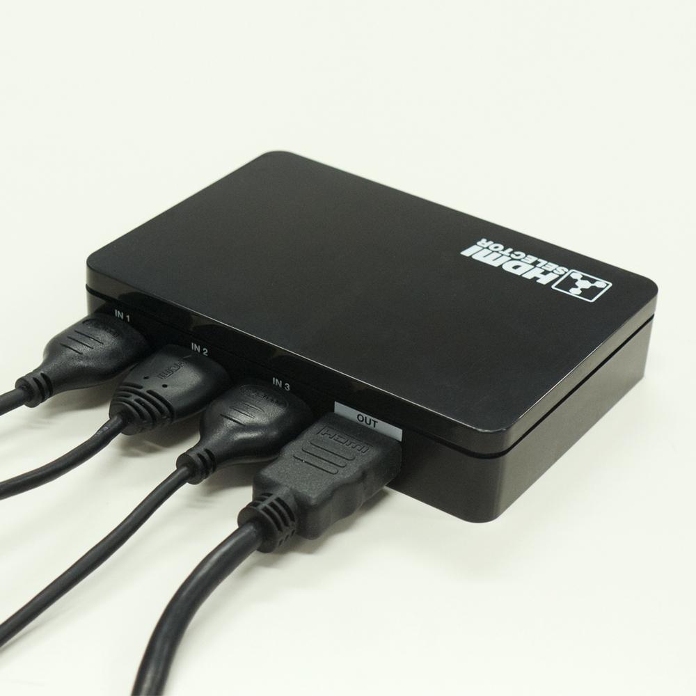 HDMIセレクタ [HDS-3P]