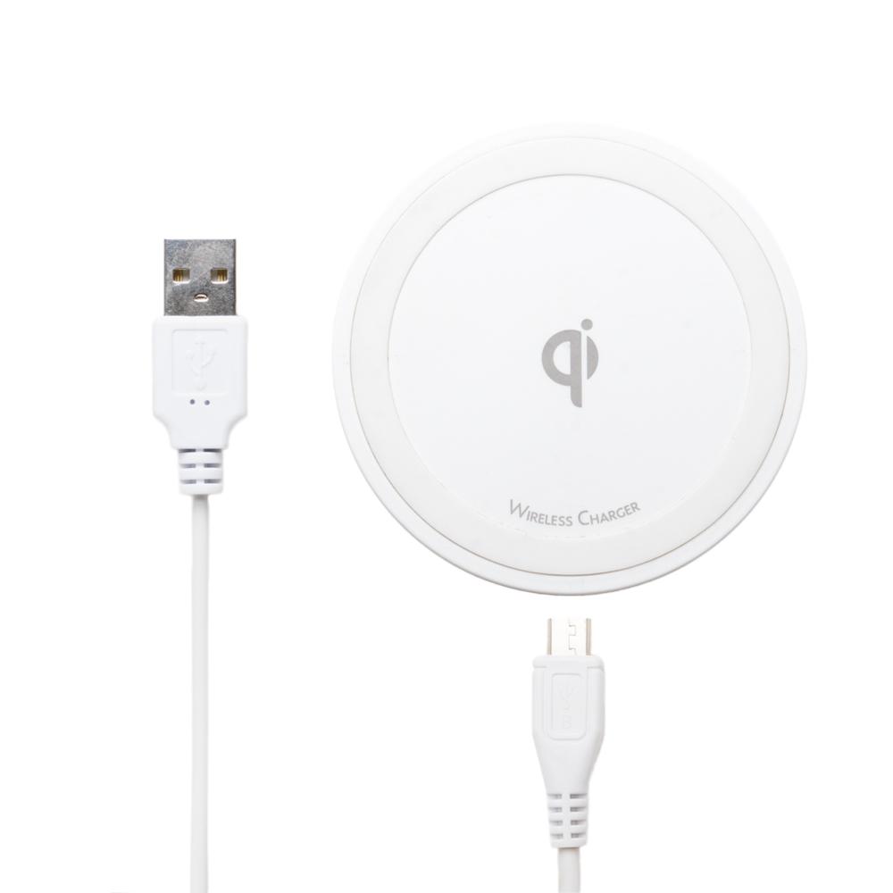 Qi対応 5W出力タイプ ワイヤレス充電アダプタ [IWU-02]