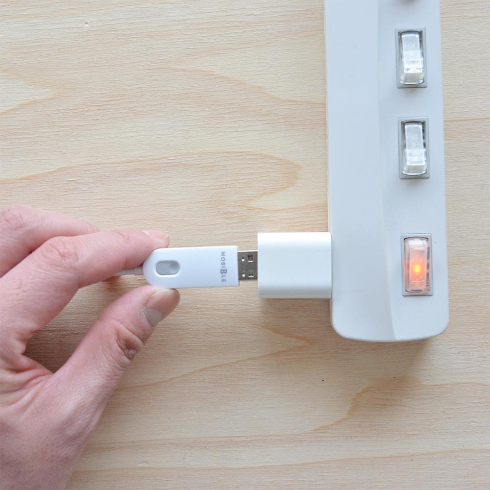 充電オフタイマー付き USBケーブル Type-Cコネクタタイプ [STI-C10]