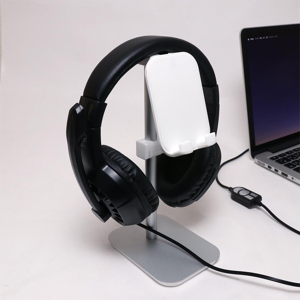 USBヘッドセット フィットタイプ [UHP-04]