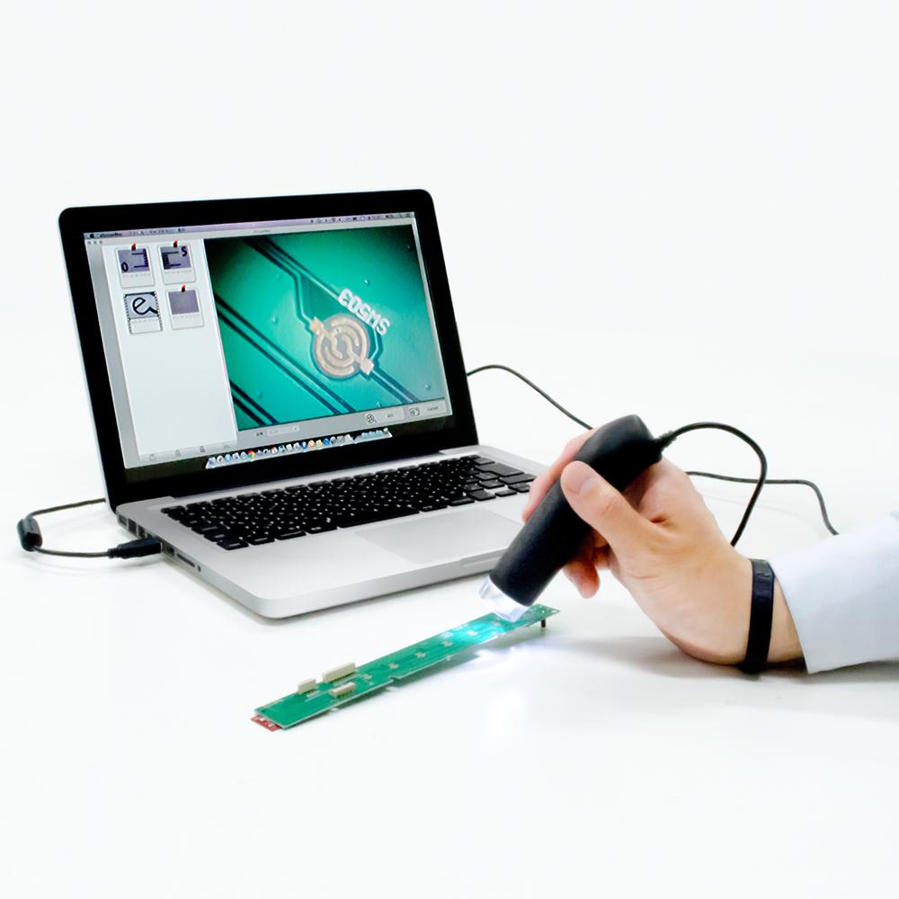 オートフォーカス対応 USB顕微鏡 [UK-03]