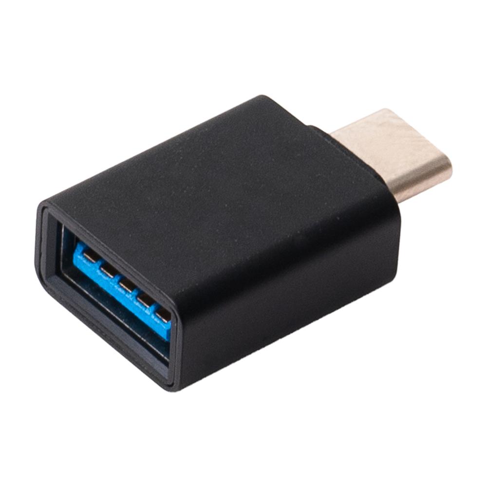 USB変換アダプタ USB A – USB Type-C オス [USA-AC]