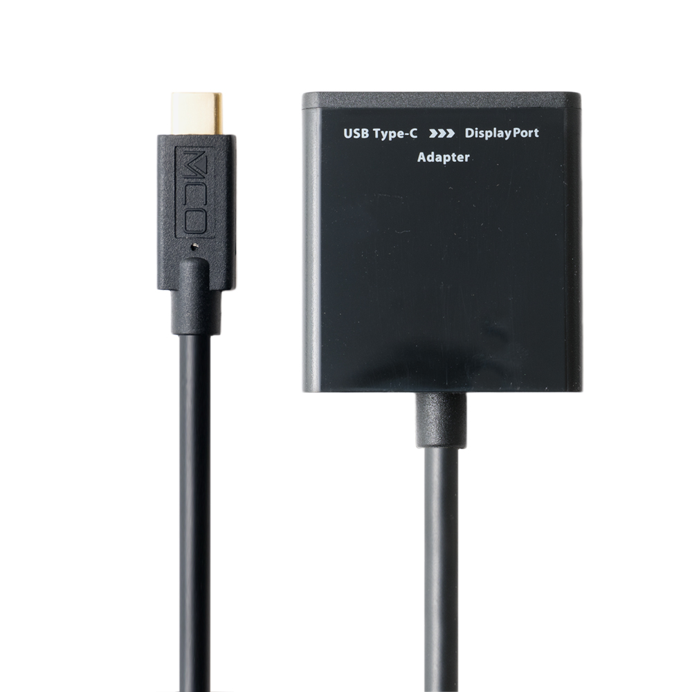 4K対応 USB Type-C – DisplayPort変換アダプタ [USA-CDP01]