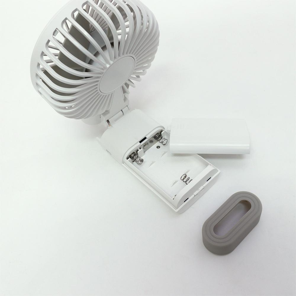 USB扇風機 手持ち・卓上2wayタイプ [USF-15]