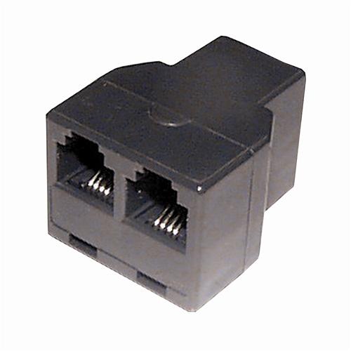 6極4芯(RJ11) 分配アダプタ [TA-4]